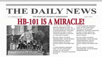 Flora Co., Ltd. HB-101 Plant Vitalizer TV Spot, 'It's a Miracle!' - Thumbnail 7