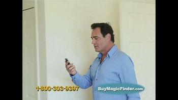 Magic Finder TV Spot, 'Find Anything, Anywhere'
