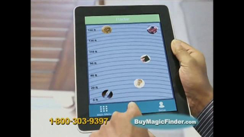 Magic Finder TV Spot, 'Find Anything, Anywhere' - Thumbnail 8
