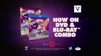 My Little Pony Equestria Girls: Rainbow Rocks Blu-ray & DVD TV Spot - Thumbnail 10