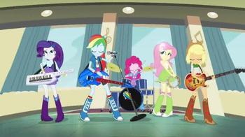 My Little Pony Equestria Girls: Rainbow Rocks Blu-ray & DVD TV Spot - Thumbnail 5