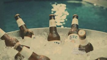 Miller Lite TV Spot, 'Empaque' [Spanish]