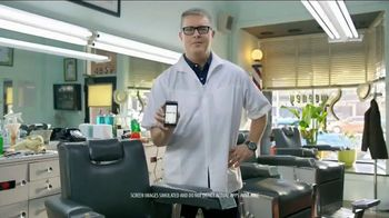 TracFone TV Spot, 'Barber' - 1056 commercial airings