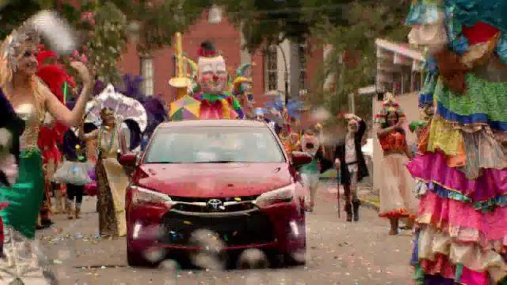 2015 Toyota Camry TV Commercial, 'The Bucket List Trip ...