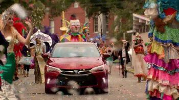 2015 Toyota Camry TV Spot, 'The Bucket List Trip' - 2174 commercial airings