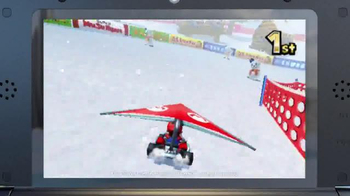 Mario Kart 7 TV Spot, 'By Land, Sea and Air' - Thumbnail 5