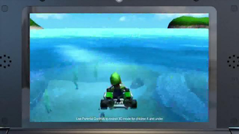 Mario Kart 7 TV Spot, 'By Land, Sea and Air' - Thumbnail 6