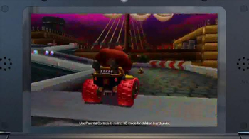 Mario Kart 7 TV Spot, 'By Land, Sea and Air' - Thumbnail 7