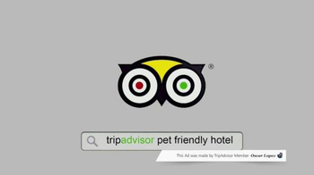 Trip Advisor TV Spot, 'Pet Friendly by TripAdvisor Member Oscar Lopez' - Thumbnail 10