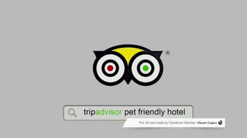 Trip Advisor TV Spot, 'Pet Friendly by TripAdvisor Member Oscar Lopez' - Thumbnail 9