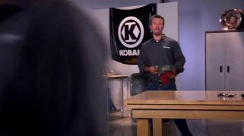 Kobalt Ratchet TV Spot, 'Tackle the Hard Jobs' - Thumbnail 1
