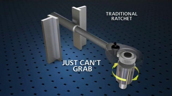 Kobalt Ratchet TV Spot, 'Tackle the Hard Jobs' - Thumbnail 2