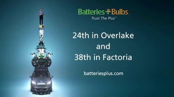 Batteries Plus Bulbs TV Spot, 'Trust The Plus' - Thumbnail 10