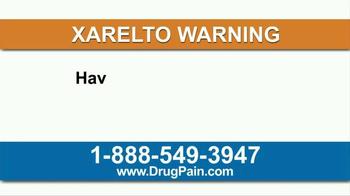 AkinMears TV Spot, 'Xarelto' - Thumbnail 1