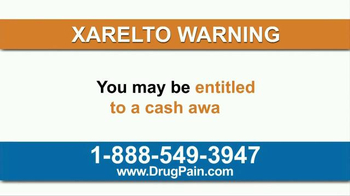 AkinMears TV Spot, 'Xarelto' - Thumbnail 7