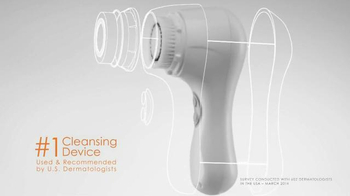 Clarisonic TV Spot, 'Soft, Smooth, Radiant Skin in Just 60 Seconds' - Thumbnail 4