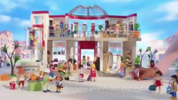 Playmobil Shopping Mall TV Spot