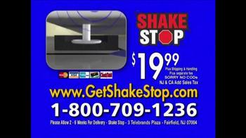 Shake Stop TV Spot, 'Shakes Just Like an Earthquake' - Thumbnail 10