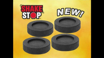 Shake Stop TV Spot, 'Shakes Just Like an Earthquake' - 2 commercial airings
