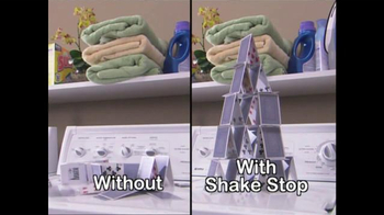 Shake Stop TV Spot, 'Shakes Just Like an Earthquake' - Thumbnail 5