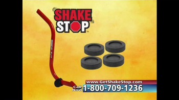 Shake Stop TV Spot, 'Shakes Just Like an Earthquake' - Thumbnail 9