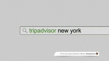 Trip Advisor TV Spot, 'New York, New York' - Thumbnail 5
