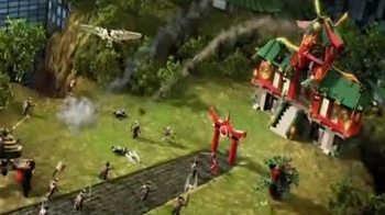 LEGO Battle for Ninjago City & Ninja Charger TV Spot, 'Lego Ninjago 2014' - Thumbnail 2