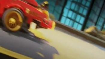 LEGO Battle for Ninjago City & Ninja Charger TV Spot, 'Lego Ninjago 2014' - Thumbnail 6