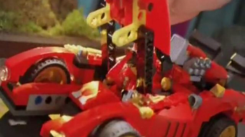 LEGO Battle for Ninjago City & Ninja Charger TV Spot, 'Lego Ninjago 2014' - Thumbnail 7