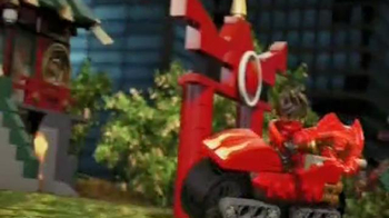 LEGO Battle for Ninjago City & Ninja Charger TV Spot, 'Lego Ninjago 2014' - Thumbnail 9