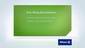 Allianz Corporation TV Spot, 'Family Financial Goals' - Thumbnail 3