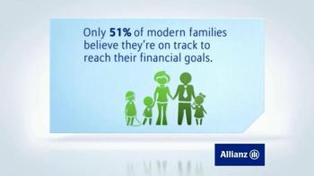 Allianz Corporation TV Spot, 'Family Financial Goals' - Thumbnail 7