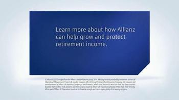 Allianz Corporation TV Spot, 'Family Financial Goals' - Thumbnail 9