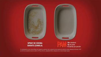 Pam Cooking Spray TV Spot, 'Residuo' [Spanish] - Thumbnail 9