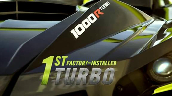 Can-Am Maverick X DS TV Spot, 'First Factory-Installed Turbo' - Thumbnail 3