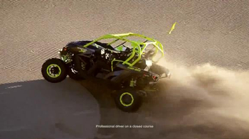 Can-Am Maverick X DS TV Spot, 'First Factory-Installed Turbo' - Thumbnail 4
