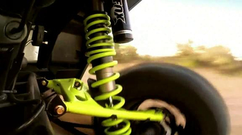 Can-Am Maverick X DS TV Spot, 'First Factory-Installed Turbo' - Thumbnail 6