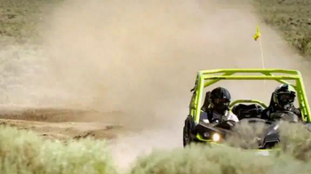 Can-Am Maverick X DS TV Spot, 'First Factory-Installed Turbo' - Thumbnail 8
