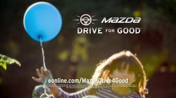 Mazda TV Spot, 'Drive 4 Good' Featuring Minnie Driver - Thumbnail 10