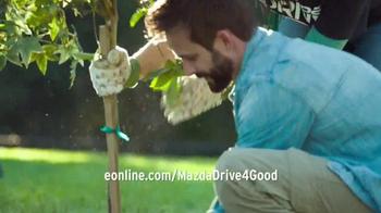 Mazda TV Spot, 'Drive 4 Good' Featuring Minnie Driver - Thumbnail 5