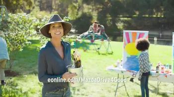 Mazda TV Spot, 'Drive 4 Good' Featuring Minnie Driver - Thumbnail 7