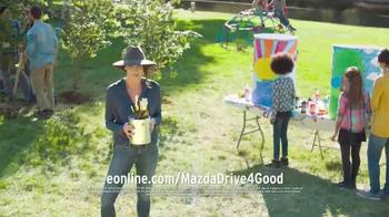 Mazda TV Spot, 'Drive 4 Good' Featuring Minnie Driver - Thumbnail 8