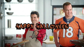 Papa John's Fritos Chili Pizza TV Spot, 'Halloween' Feat. Peyton Manning - Thumbnail 9