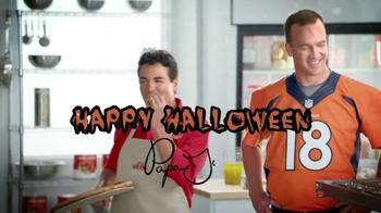 Papa John's Fritos Chili Pizza TV Spot, 'Halloween' Feat. Peyton Manning - Thumbnail 10