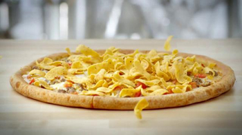 Papa John's Fritos Chili Pizza TV Spot, 'Halloween' Feat. Peyton Manning - Thumbnail 4