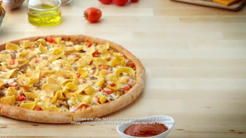 Papa John's Fritos Chili Pizza TV Spot, 'Halloween' Feat. Peyton Manning - Thumbnail 6