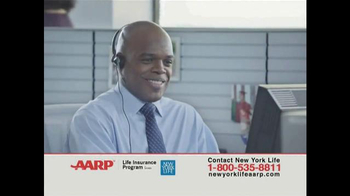 AARP Life Insurance Program TV Spot, 'A Story About Life Insurance' - 2273 commercial airings