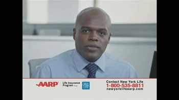 AARP Life Insurance Program TV Spot, 'A Story About Life Insurance' - Thumbnail 3