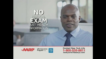 AARP Life Insurance Program TV Spot, 'A Story About Life Insurance' - Thumbnail 5