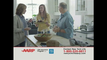 AARP Life Insurance Program TV Spot, 'A Story About Life Insurance' - Thumbnail 8